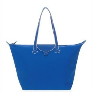 MANDARINA DUCK Touch Duck Foldable Shopper Tote